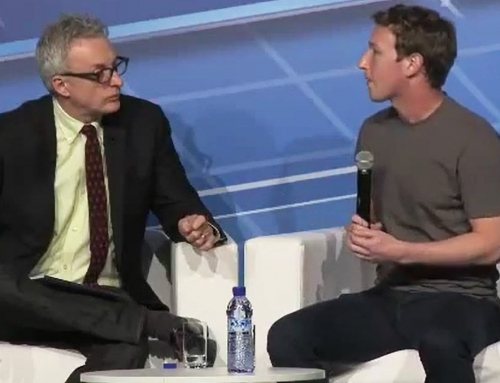 Mark Zuckerberg: 'We Want to Create a Dial Tone for the Internet'