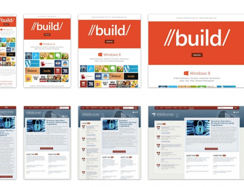 Responsive websites are an absolute must to reach today's consumers!
