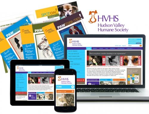 Branding Hudson Valley Humane Society